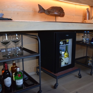 The 'mini' bar